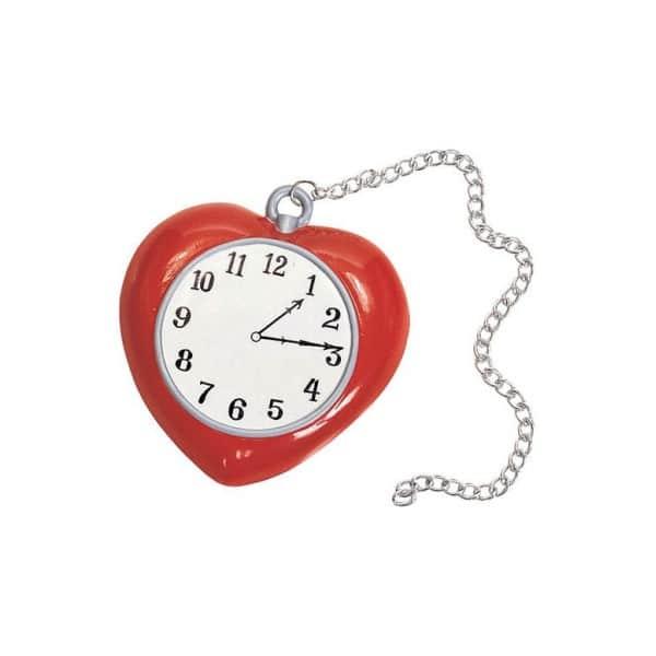 Reloj del corazón